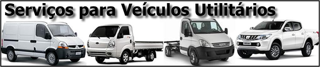 Serviço de Mecânica para Veículos Utilitarios
